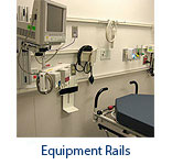 Equipment Rails